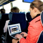 Select Motorcoaches Feature Complimentary WiFi