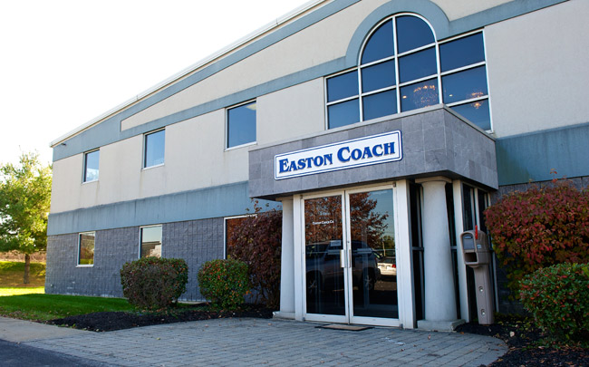 Easton Coach Company's Lehigh Valley Headquarters