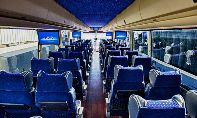 Motorcoach For Sale >> Motorcoach -Easton Coach Company